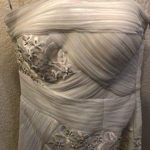 Short Wedding/Formal Dress